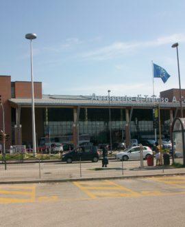 TSF Treviso Antonio Canova Airport