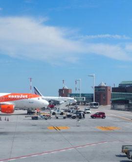 VCE Venice Marco Polo Airport