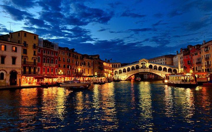 Venice Grand Canal views from our Luxury Taxi Boat in the Center of Venice Italy ref BookTaxiVenice BLV