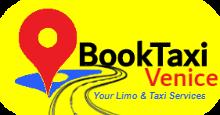 Main Logo Book Taxi Venice